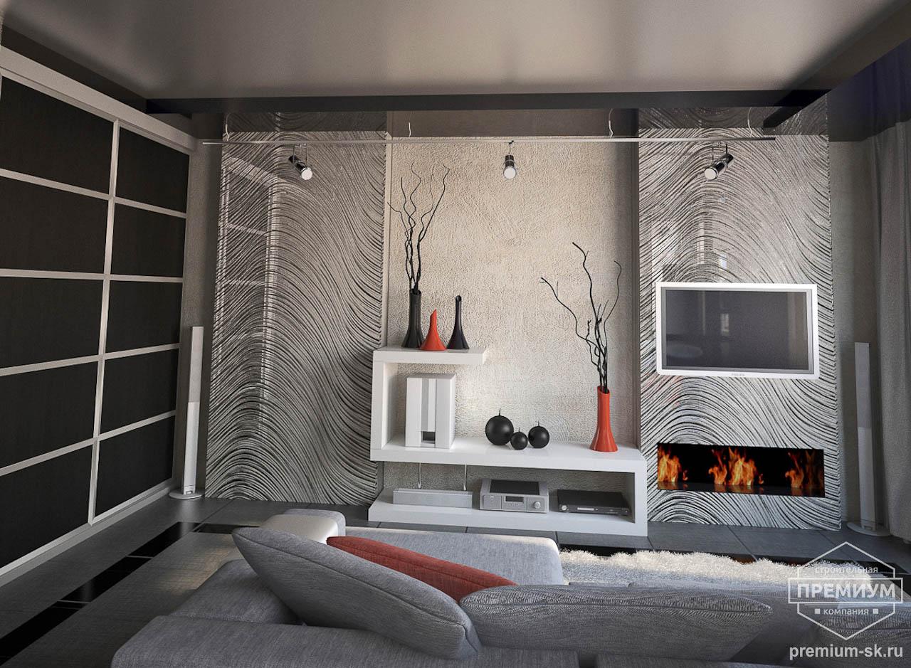 Дизайн интерьера однокомнатной квартиры по ул. Крауля 56 img1672600881