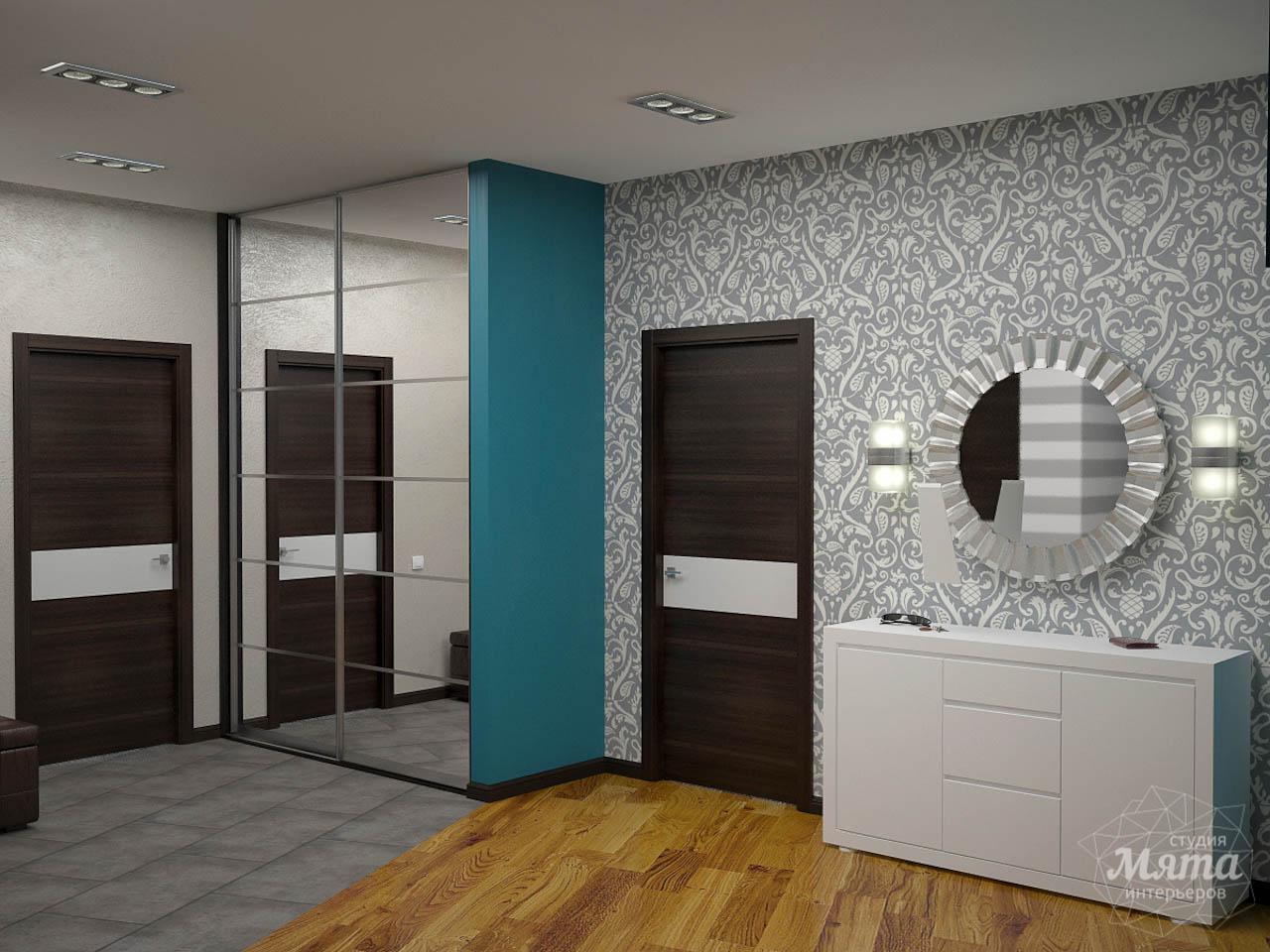 Дизайн проект интерьера коттеджа  в стиле минимализм по ул. Барвинка 15 img2065231989