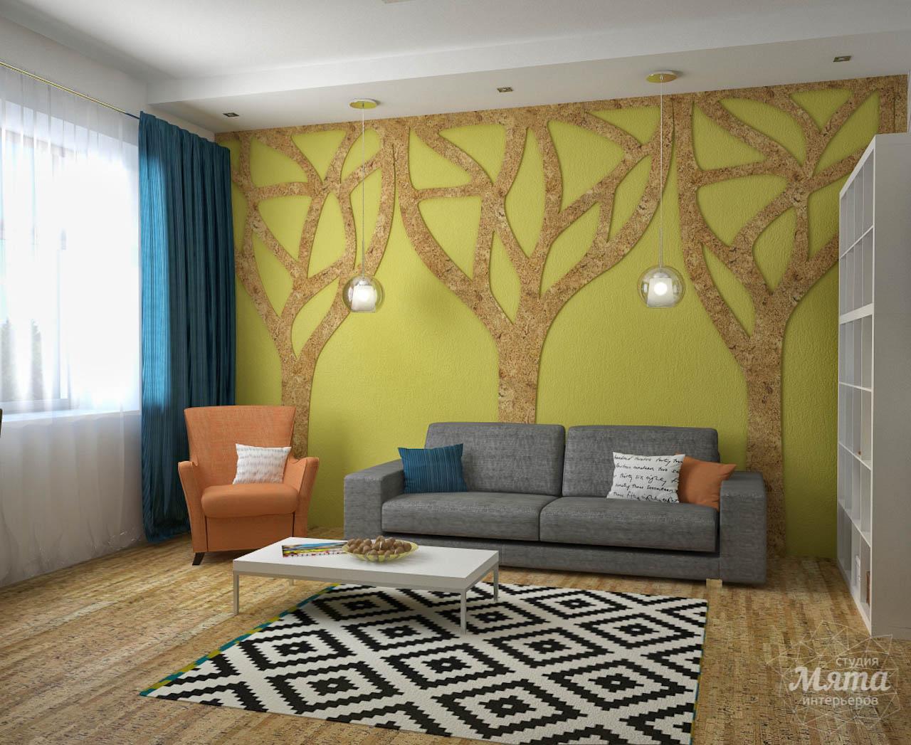 Дизайн проект интерьера коттеджа  в стиле минимализм по ул. Барвинка 15 img1678550920