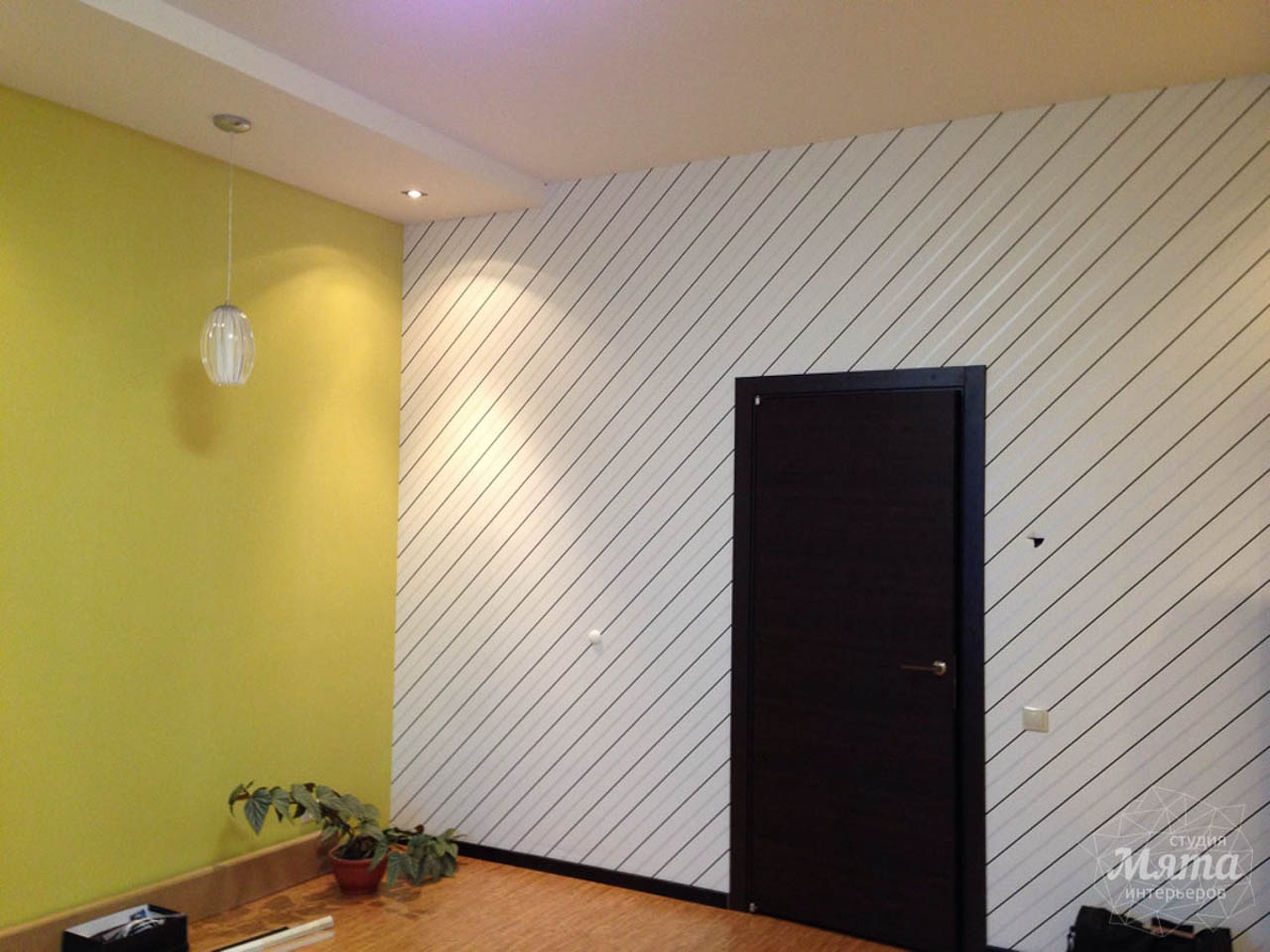 Дизайн проект интерьера коттеджа  в стиле минимализм по ул. Барвинка 15 11