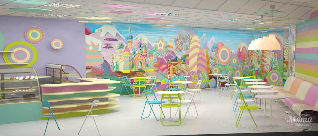 Дизайн интерьера и ремонт детского гипермаркета по ул. Щербакова 4 img125419308