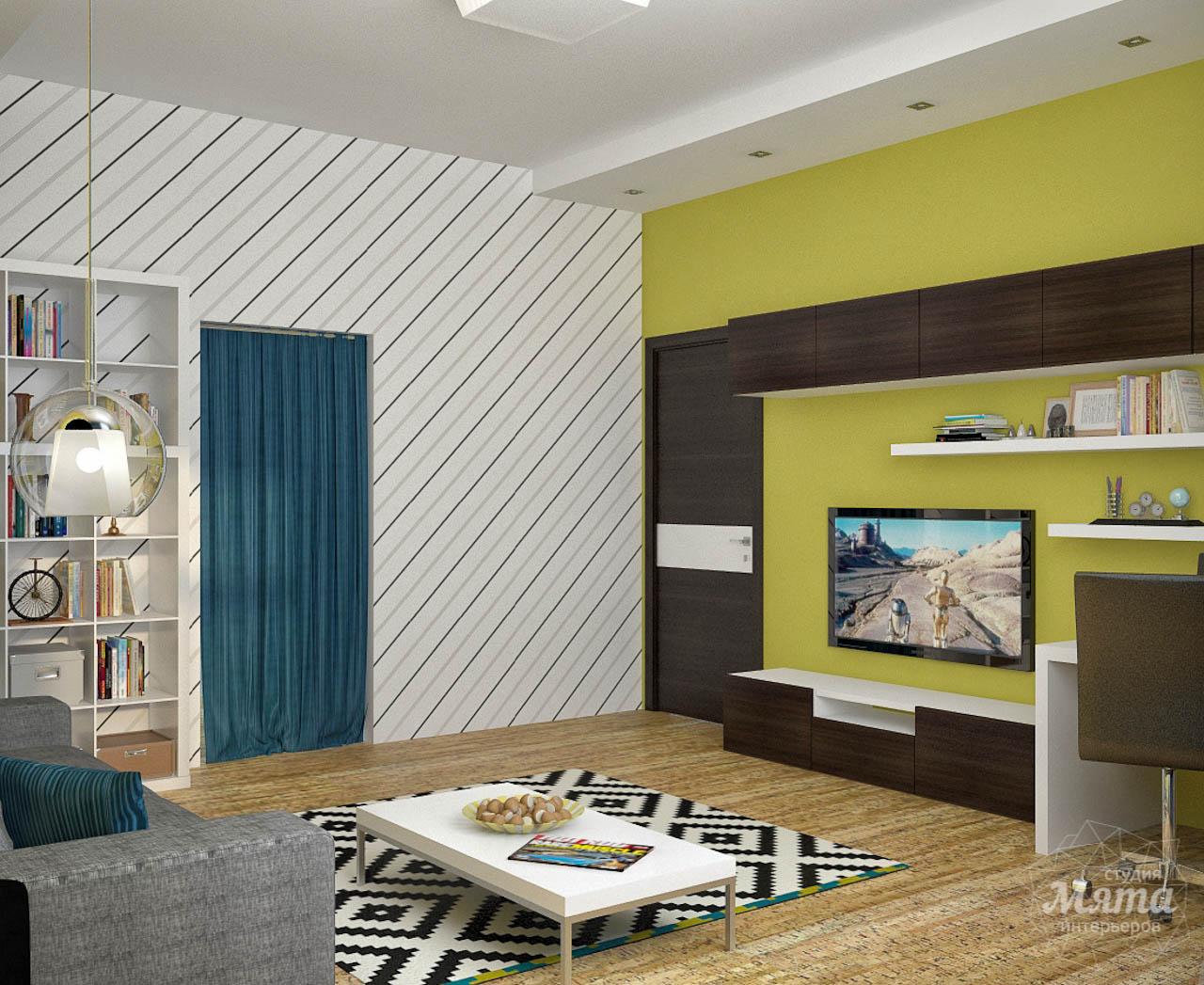 Дизайн проект интерьера коттеджа  в стиле минимализм по ул. Барвинка 15 img1072605804