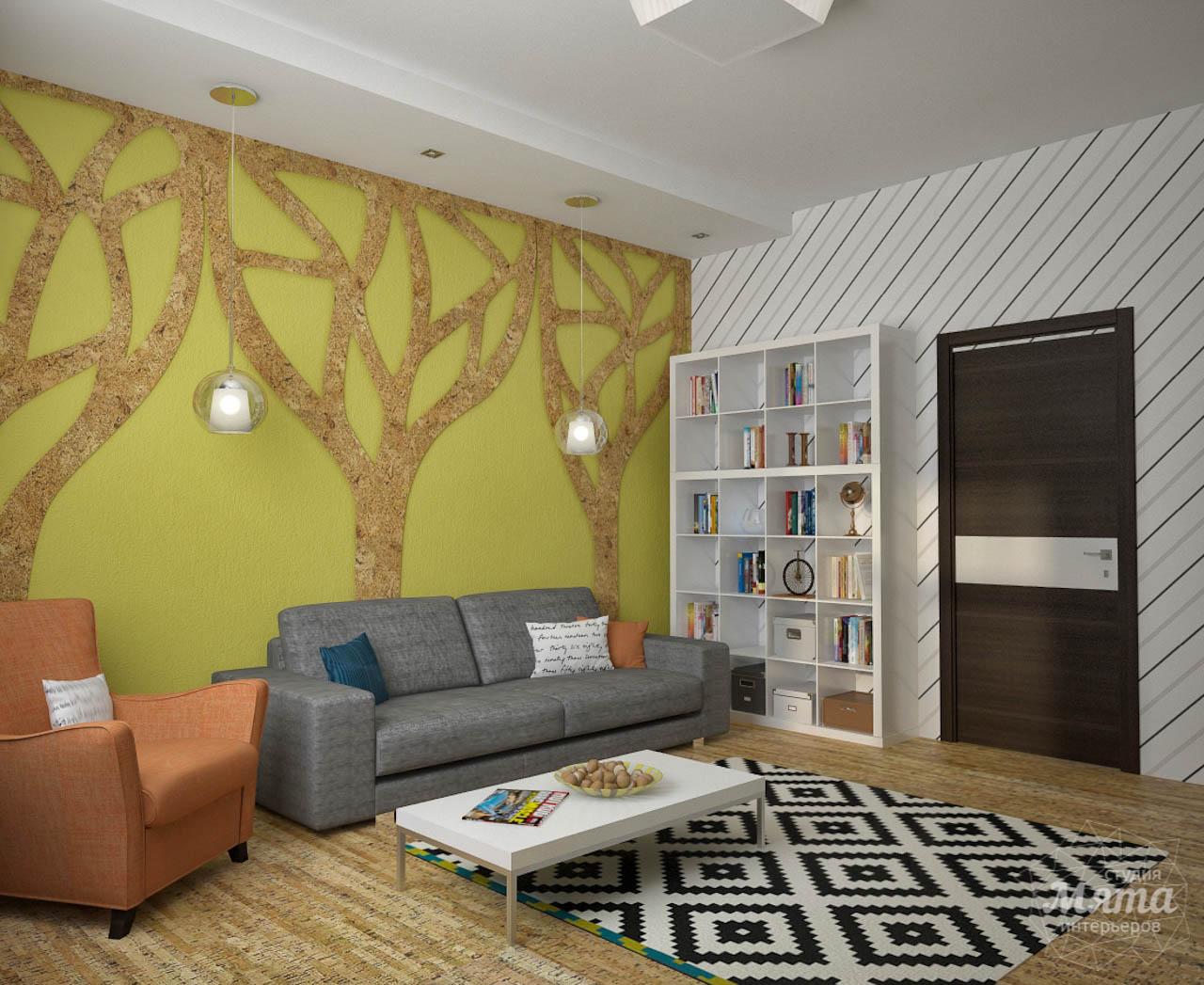 Дизайн проект интерьера коттеджа  в стиле минимализм по ул. Барвинка 15 img506063517