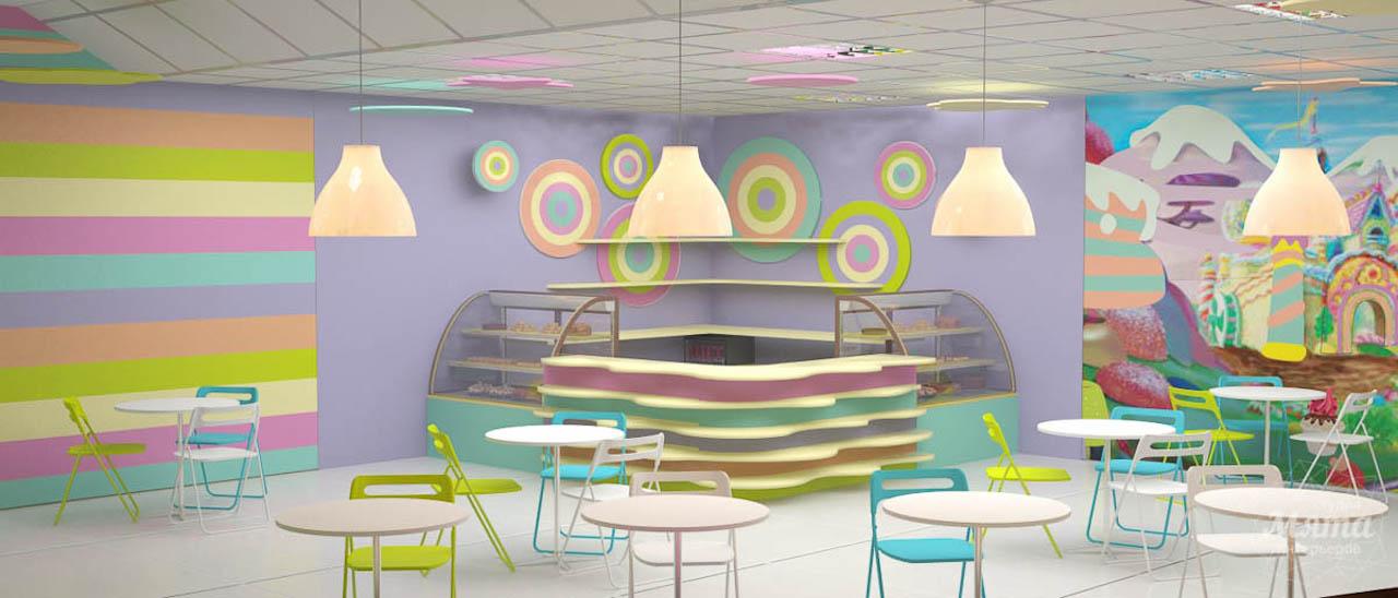 Дизайн интерьера и ремонт детского гипермаркета по ул. Щербакова 4 img190275367