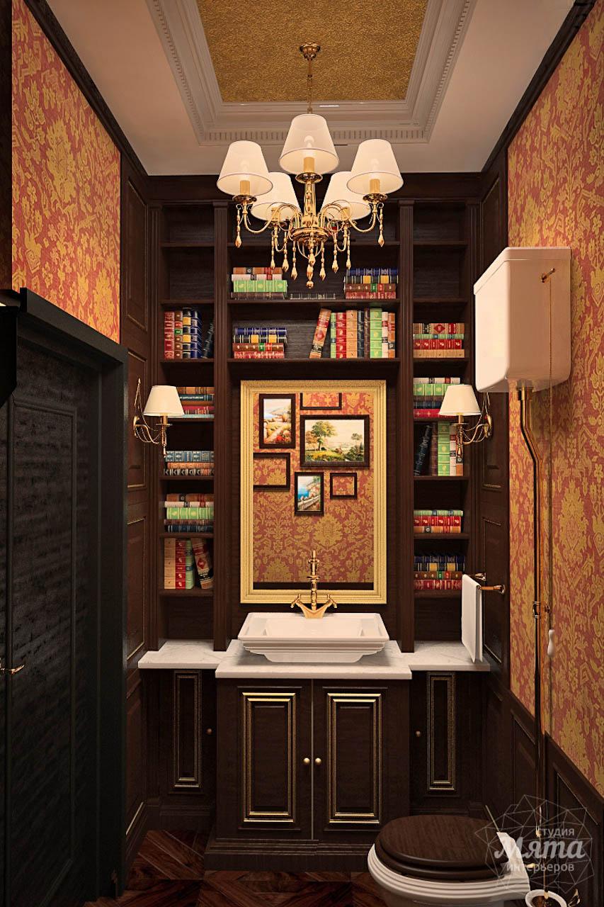 Дизайн интерьера коттеджа первого этажа по ул. Урожайная 17 img30217347