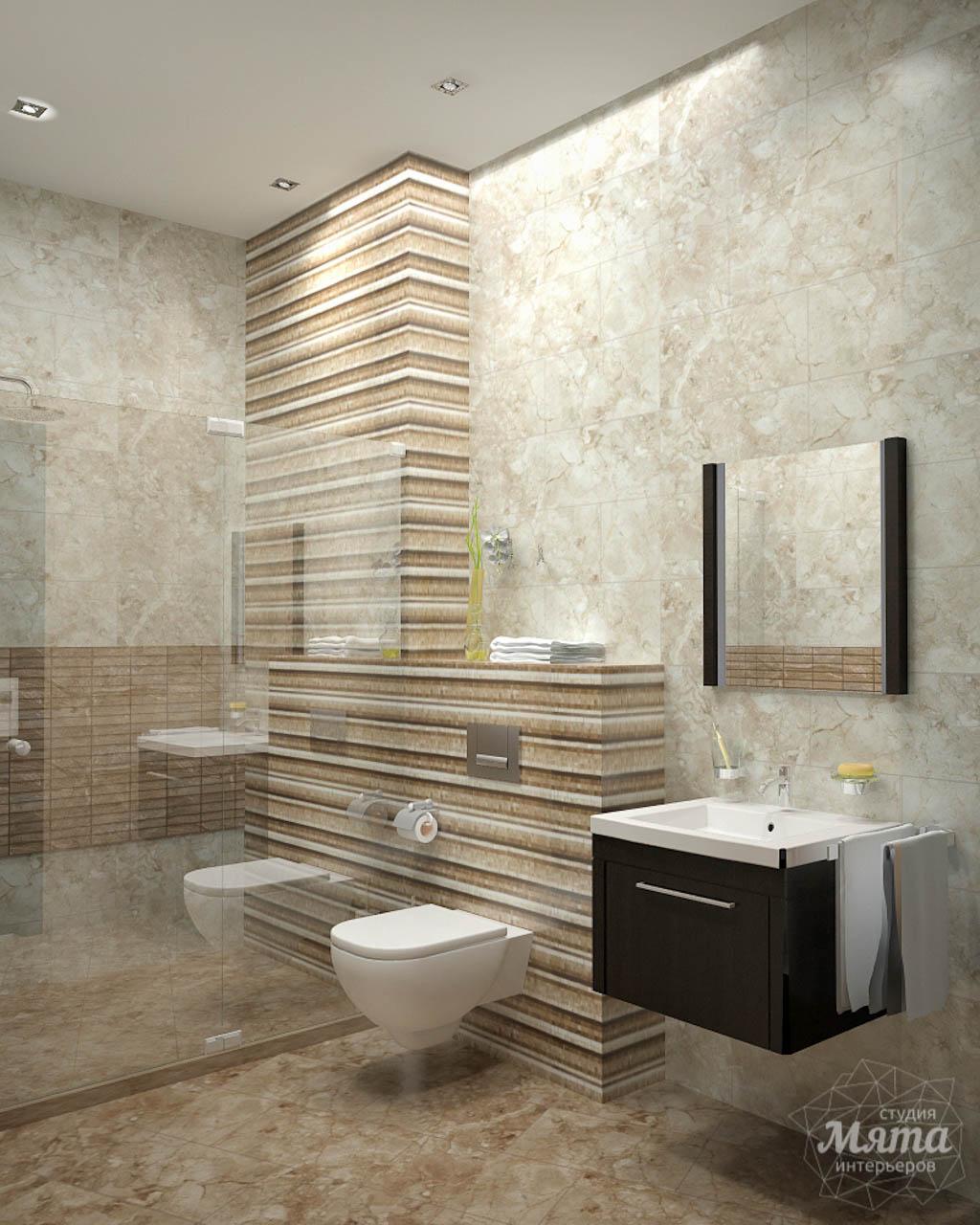 Дизайн проект интерьера коттеджа  в стиле минимализм по ул. Барвинка 15 img1662662921