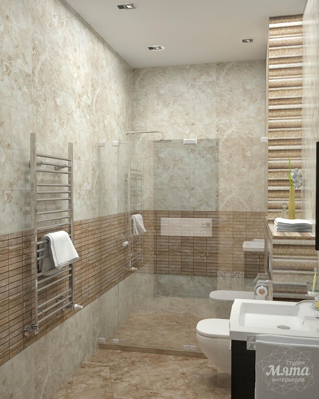 Дизайн проект интерьера коттеджа  в стиле минимализм по ул. Барвинка 15 img1373025190