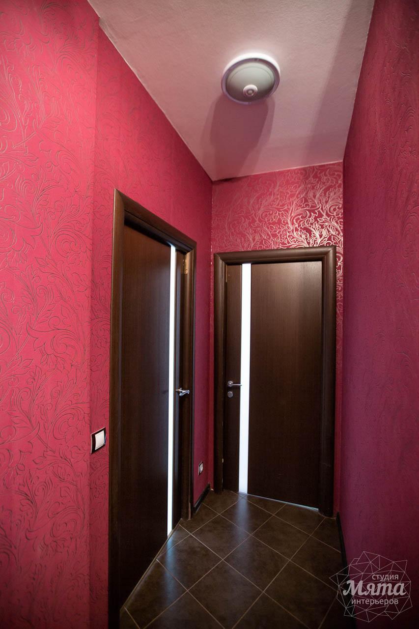 Дизайн интерьера и ремонт трехкомнатной квартиры по ул. Попова 33а 18