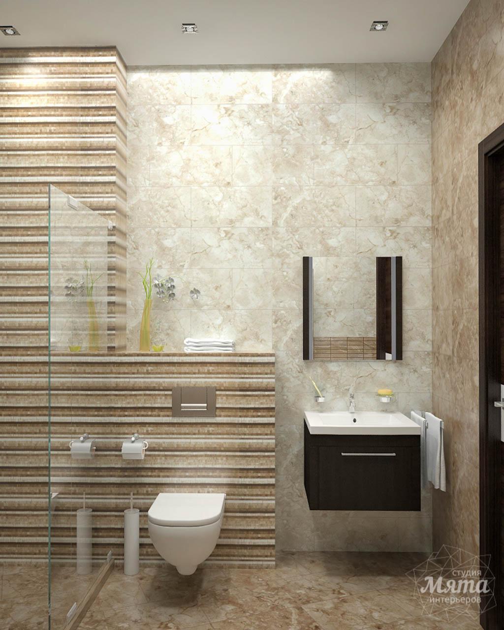 Дизайн проект интерьера коттеджа  в стиле минимализм по ул. Барвинка 15 img1021709348