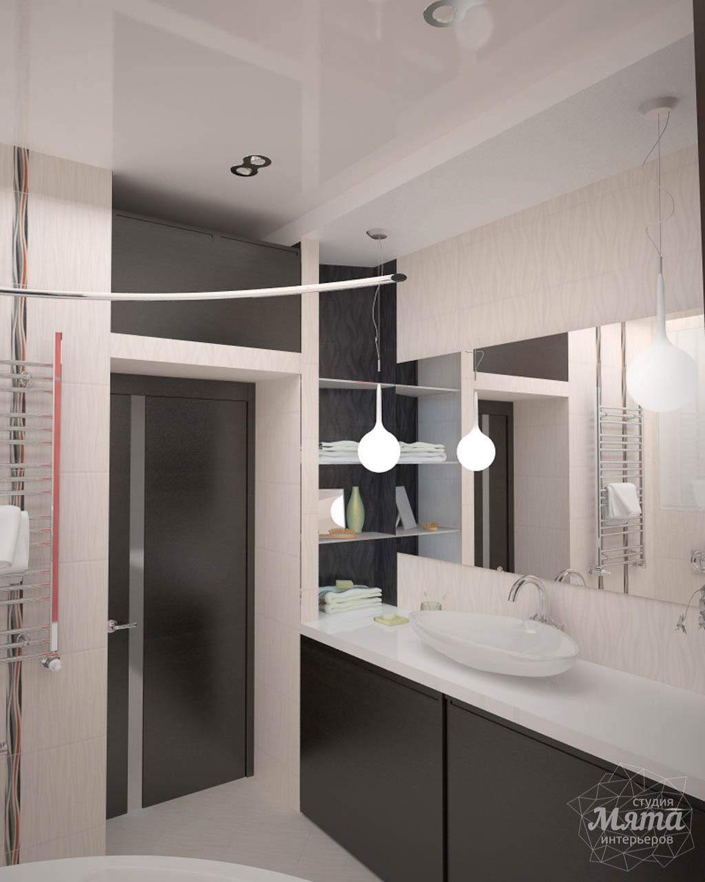 Дизайн интерьера и ремонт трехкомнатной квартиры по ул. Попова 33а img74483910