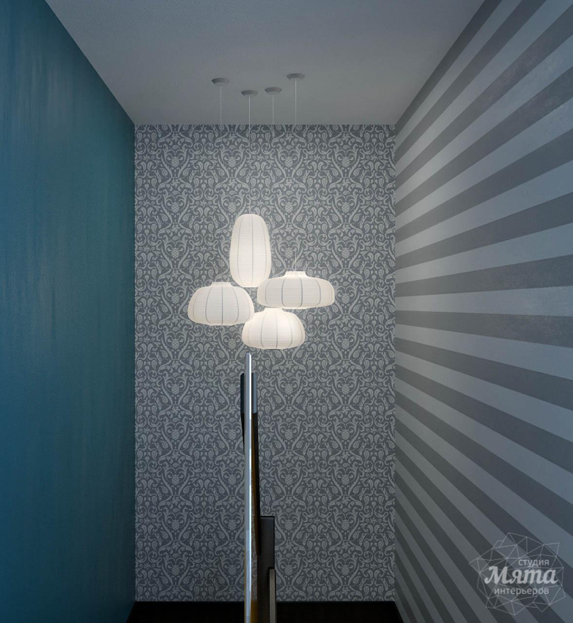 Дизайн проект интерьера коттеджа  в стиле минимализм по ул. Барвинка 15 img2049667881