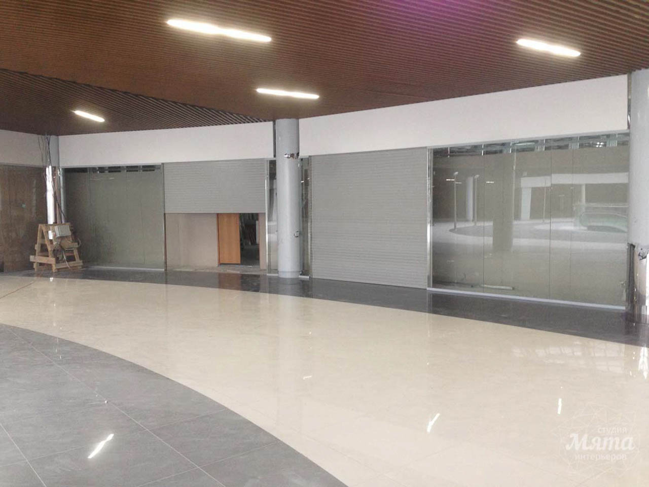 Дизайн интерьера и ремонт детского гипермаркета по ул. Щербакова 4 24