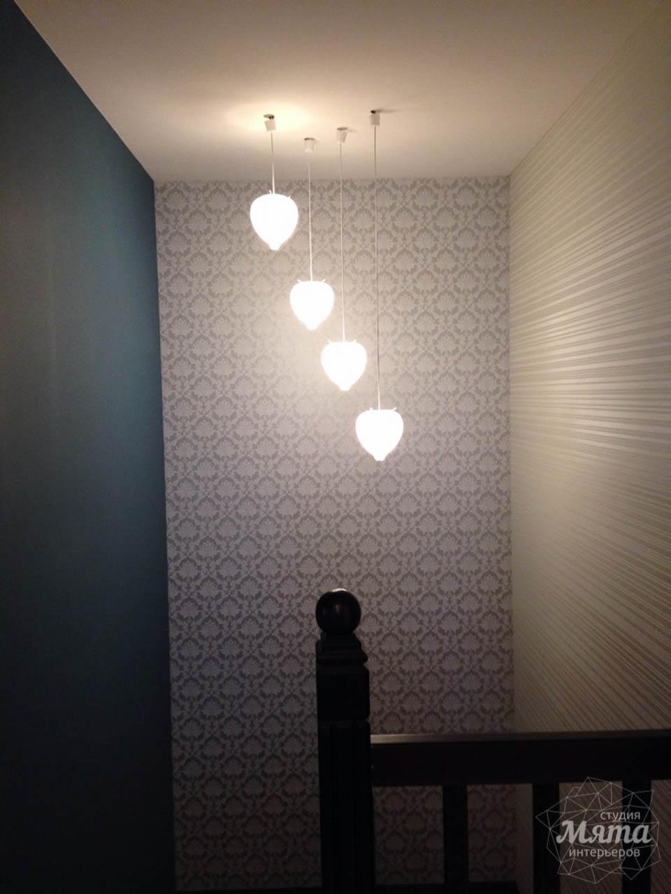 Дизайн проект интерьера коттеджа  в стиле минимализм по ул. Барвинка 15 20