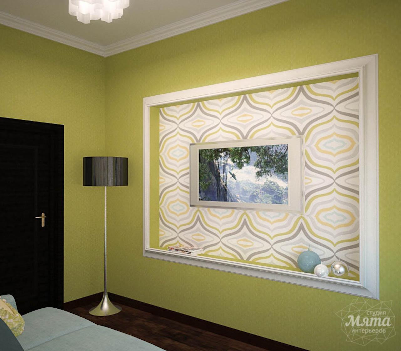Дизайн интерьера коттеджа первого этажа по ул. Урожайная 17 img2045925357