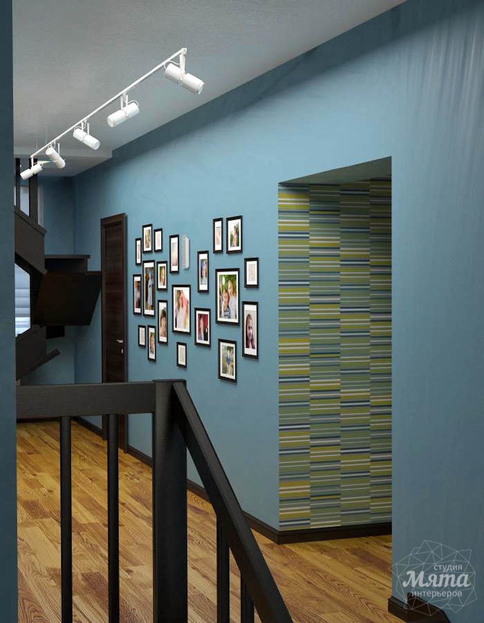 Дизайн проект интерьера коттеджа  в стиле минимализм по ул. Барвинка 15 img609201747