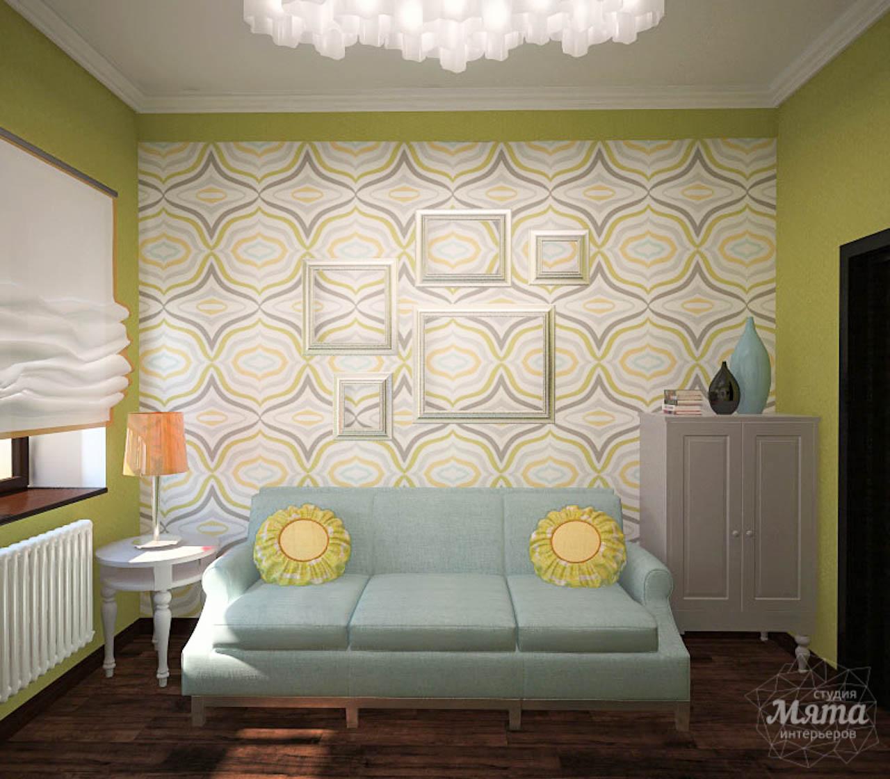 Дизайн интерьера коттеджа первого этажа по ул. Урожайная 17 img89419000