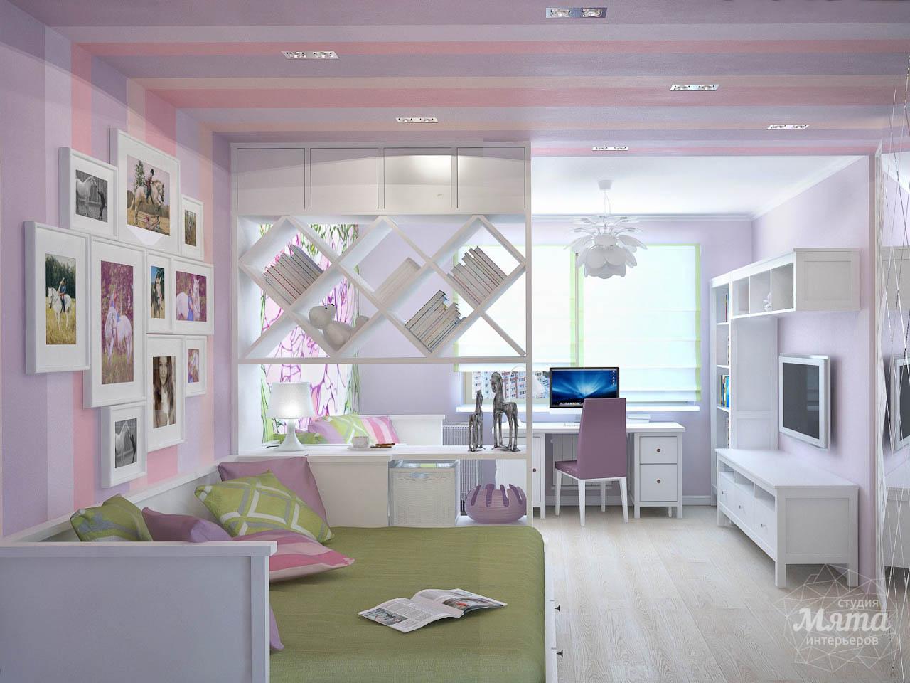 Дизайн интерьера и ремонт трехкомнатной квартиры по ул. Фучика 9 img309472093
