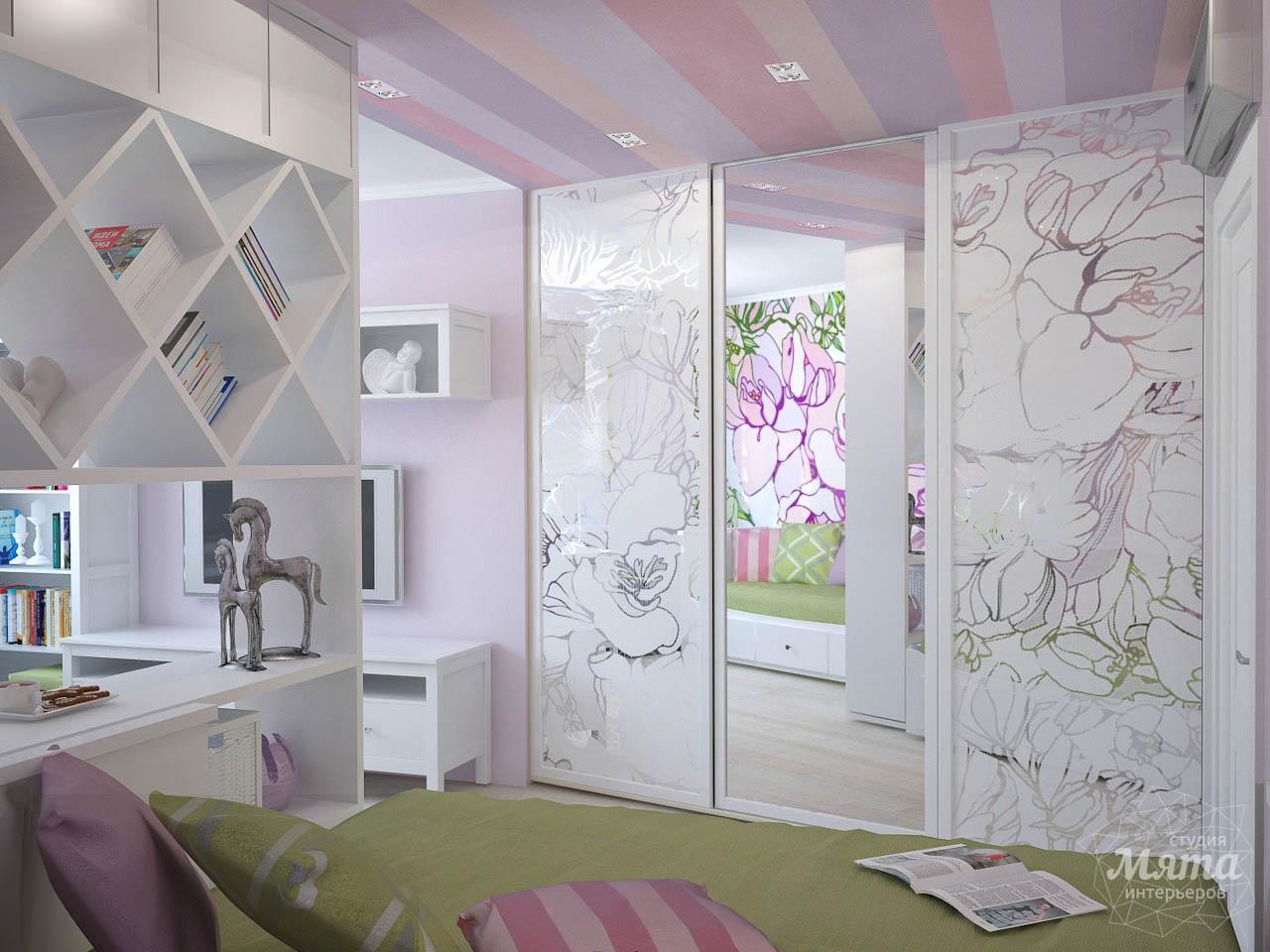 Дизайн интерьера и ремонт трехкомнатной квартиры по ул. Фучика 9 img1302289167