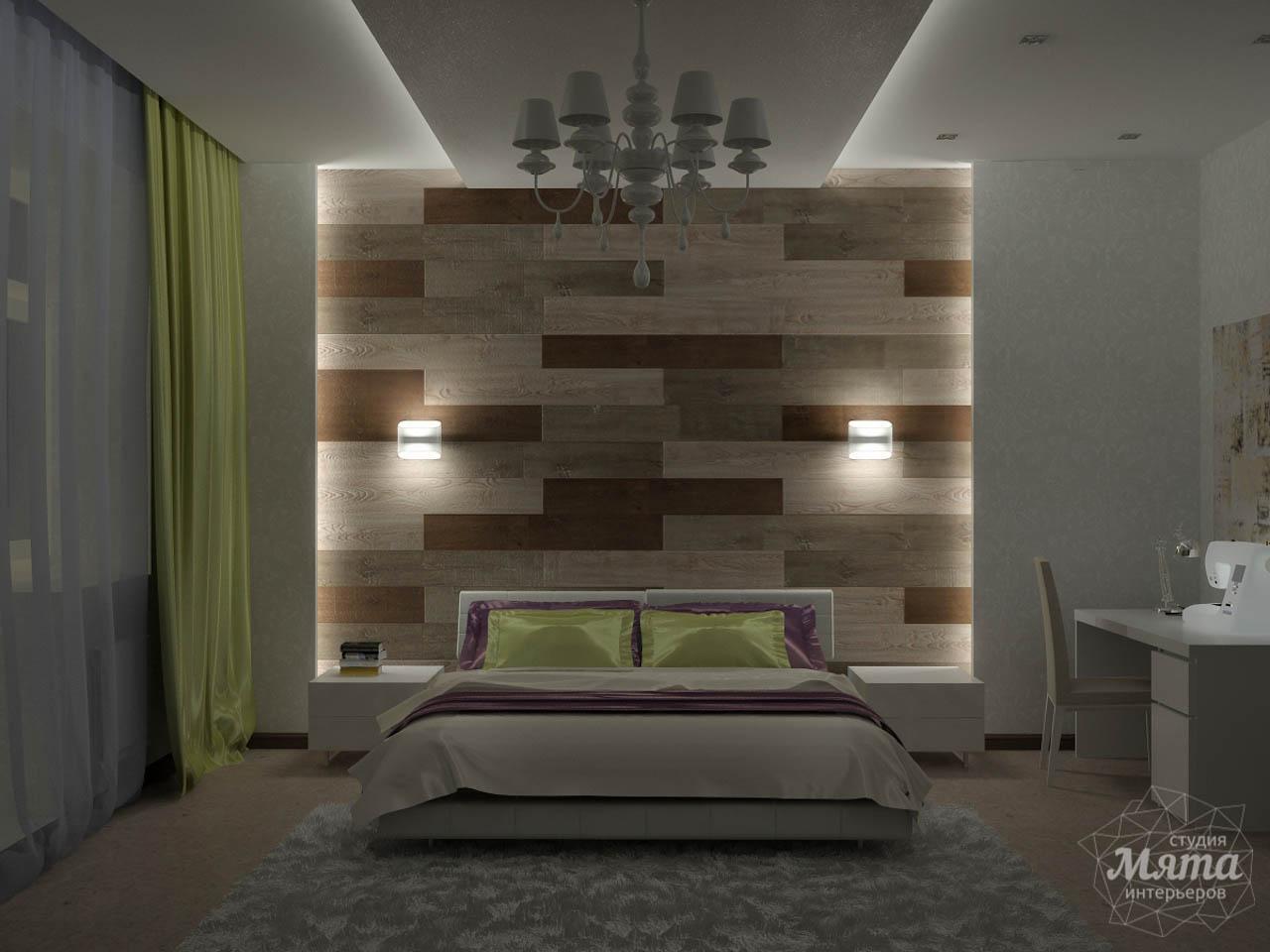 Дизайн проект интерьера коттеджа  в стиле минимализм по ул. Барвинка 15 img323227693
