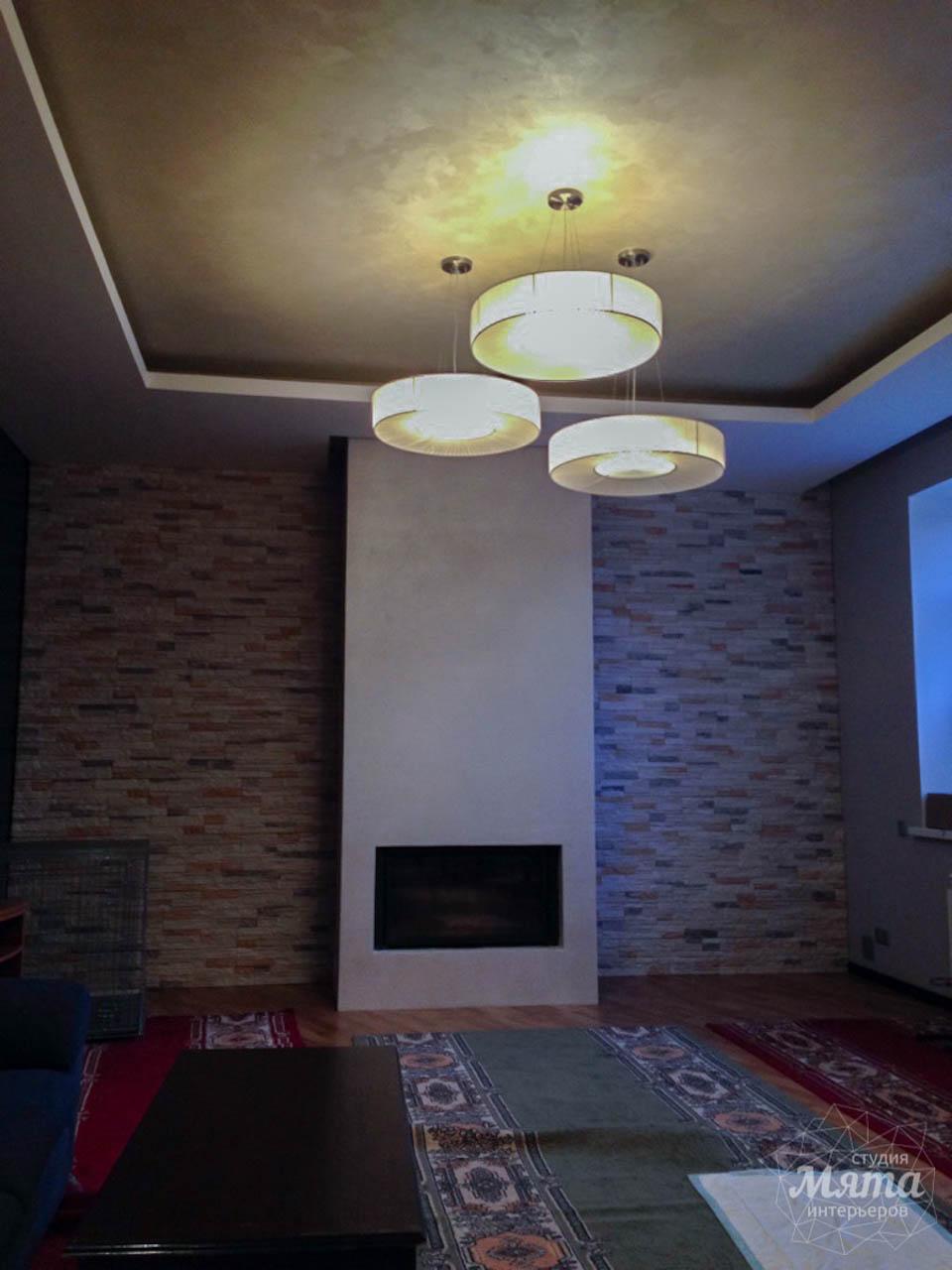 Дизайн проект интерьера коттеджа  в стиле минимализм по ул. Барвинка 15 2