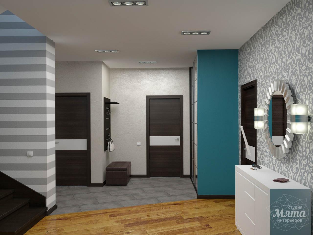Дизайн проект интерьера коттеджа  в стиле минимализм по ул. Барвинка 15 img1613423501