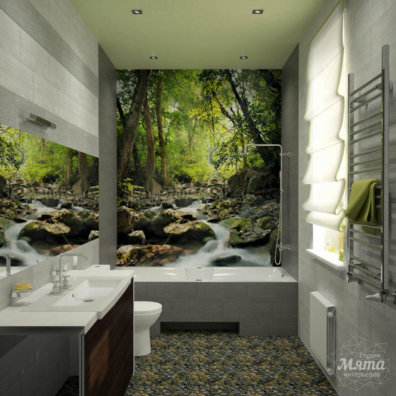 Дизайн проект интерьера коттеджа  в стиле минимализм по ул. Барвинка 15 img1842279783