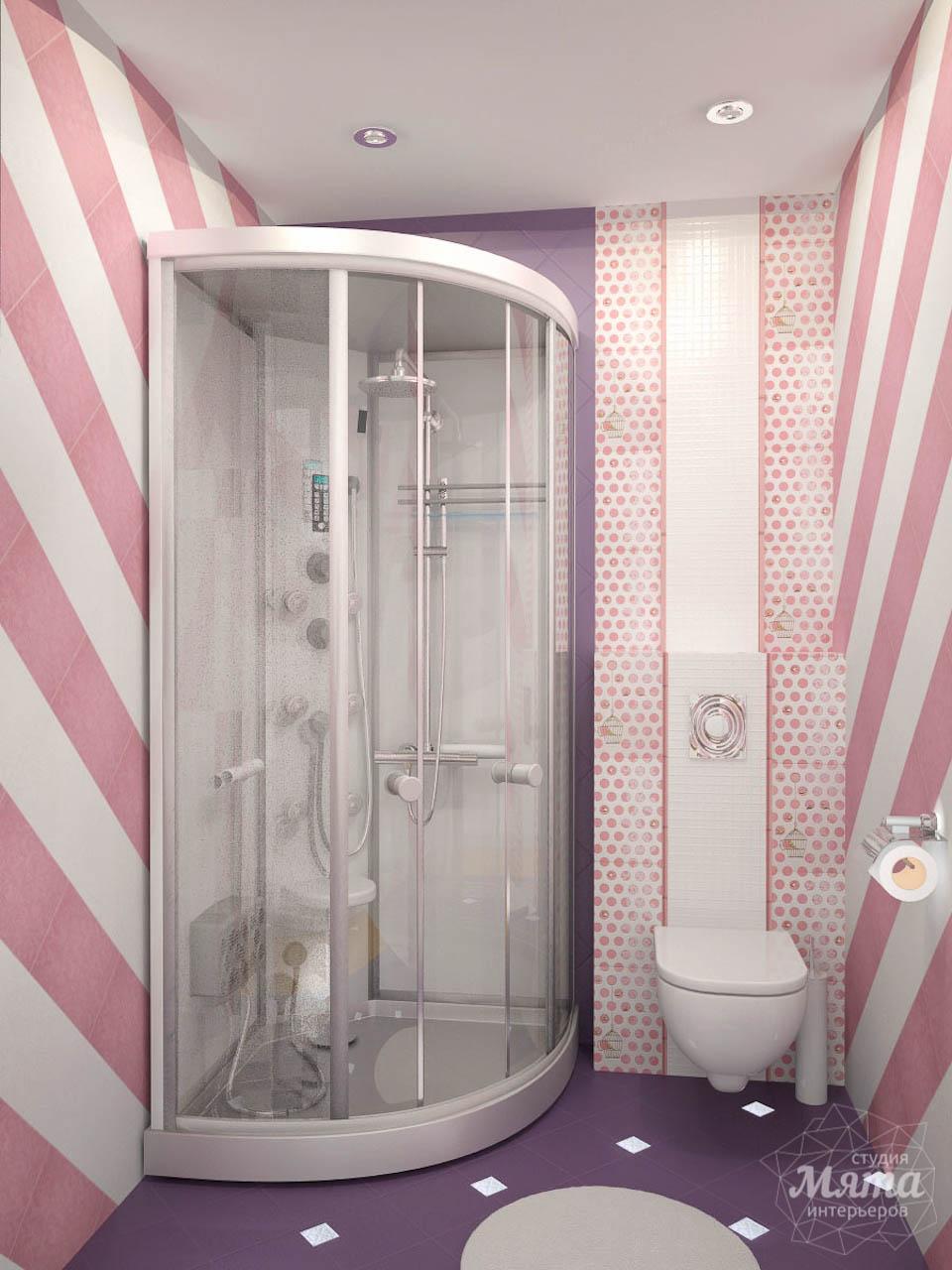 Дизайн интерьера и ремонт трехкомнатной квартиры по ул. Фучика 9 img1154601451