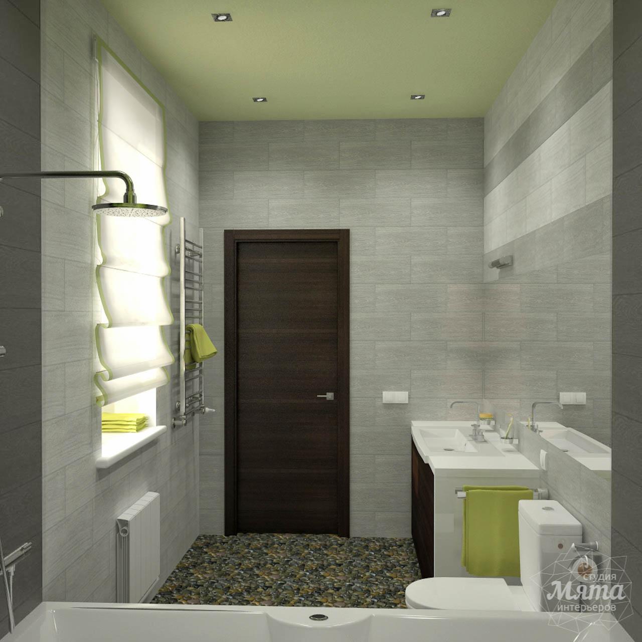 Дизайн проект интерьера коттеджа  в стиле минимализм по ул. Барвинка 15 img945403294