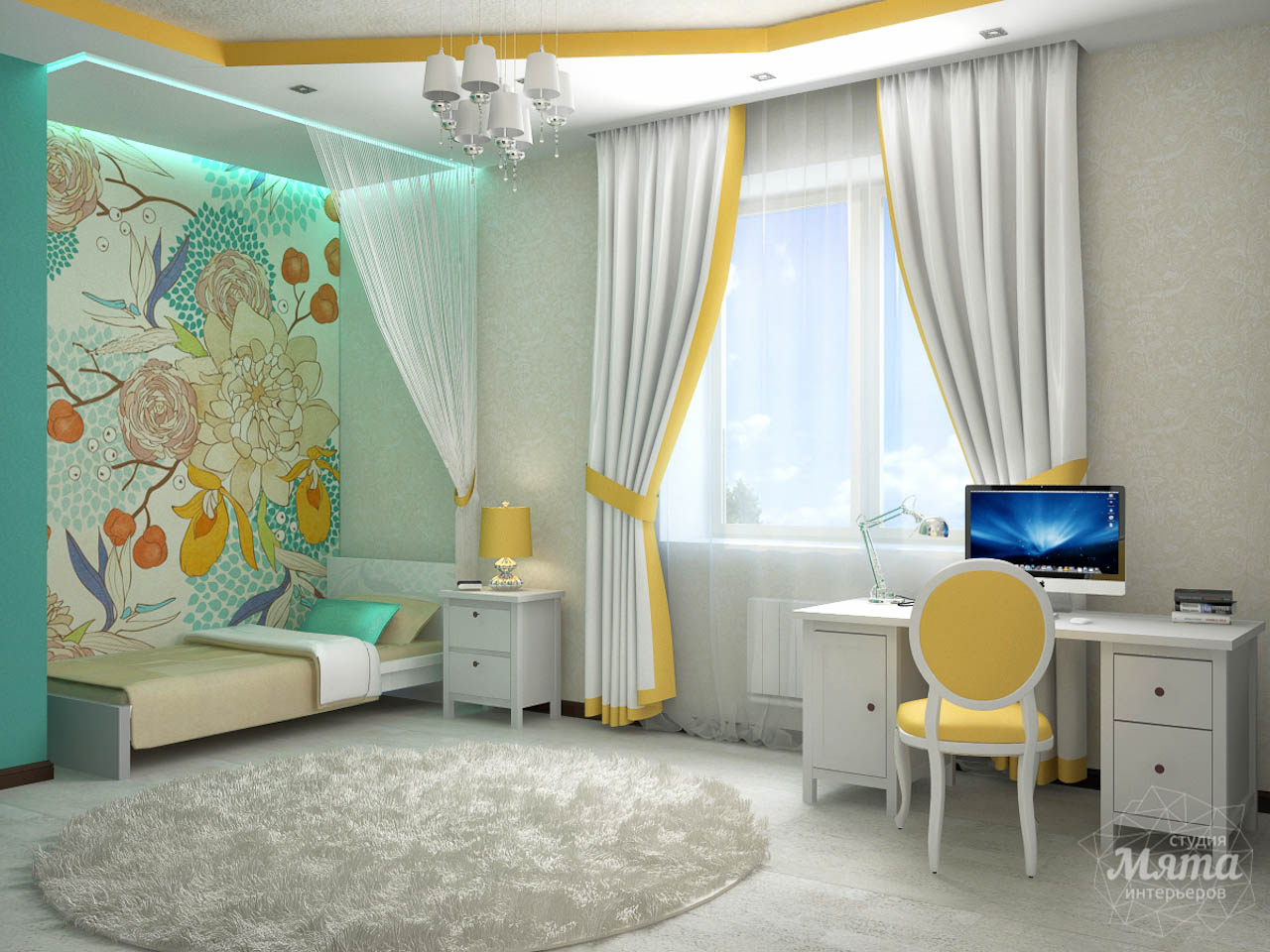 Дизайн проект интерьера коттеджа  в стиле минимализм по ул. Барвинка 15 img766958463