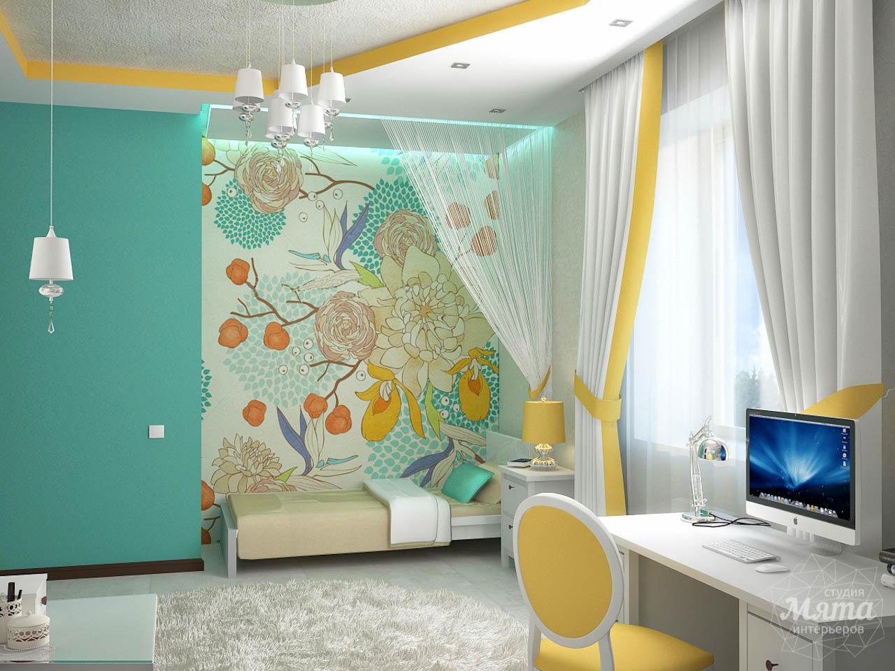 Дизайн проект интерьера коттеджа  в стиле минимализм по ул. Барвинка 15 img269557925