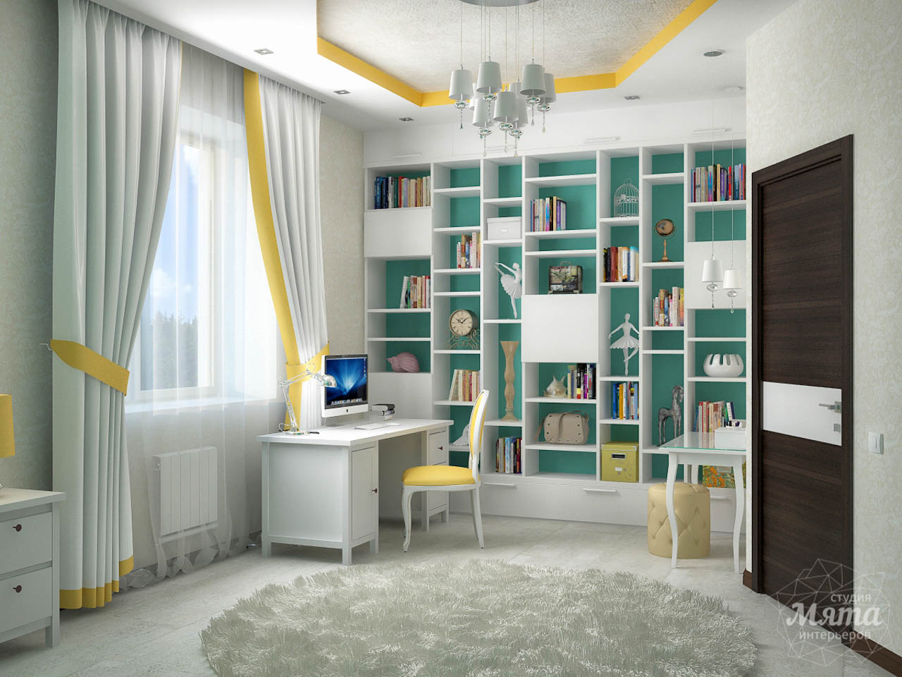 Дизайн проект интерьера коттеджа  в стиле минимализм по ул. Барвинка 15 img1776096223