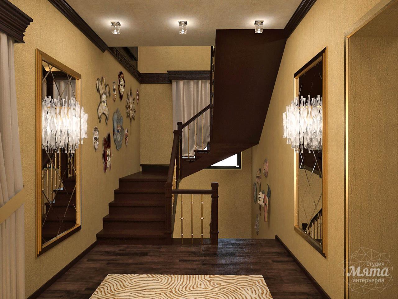 Дизайн интерьера коттеджа по ул. Ландышевая 23 img1774814069