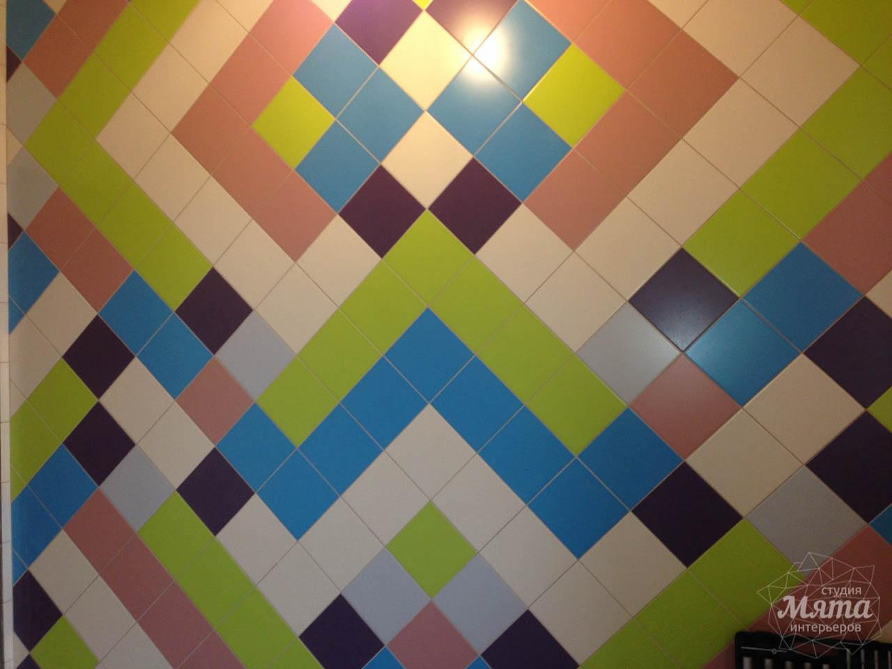Дизайн проект интерьера коттеджа  в стиле минимализм по ул. Барвинка 15 36