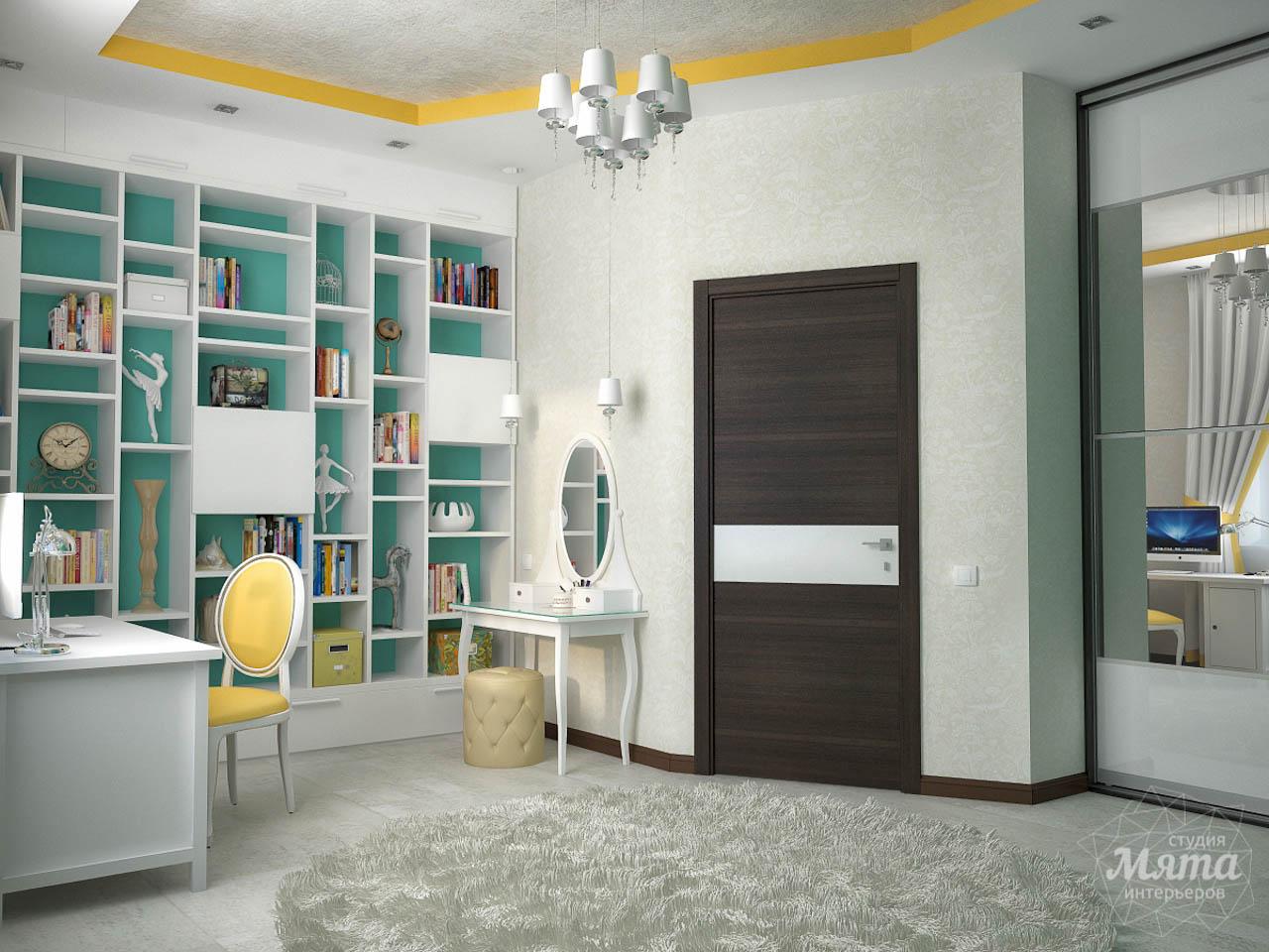 Дизайн проект интерьера коттеджа  в стиле минимализм по ул. Барвинка 15 img577384123