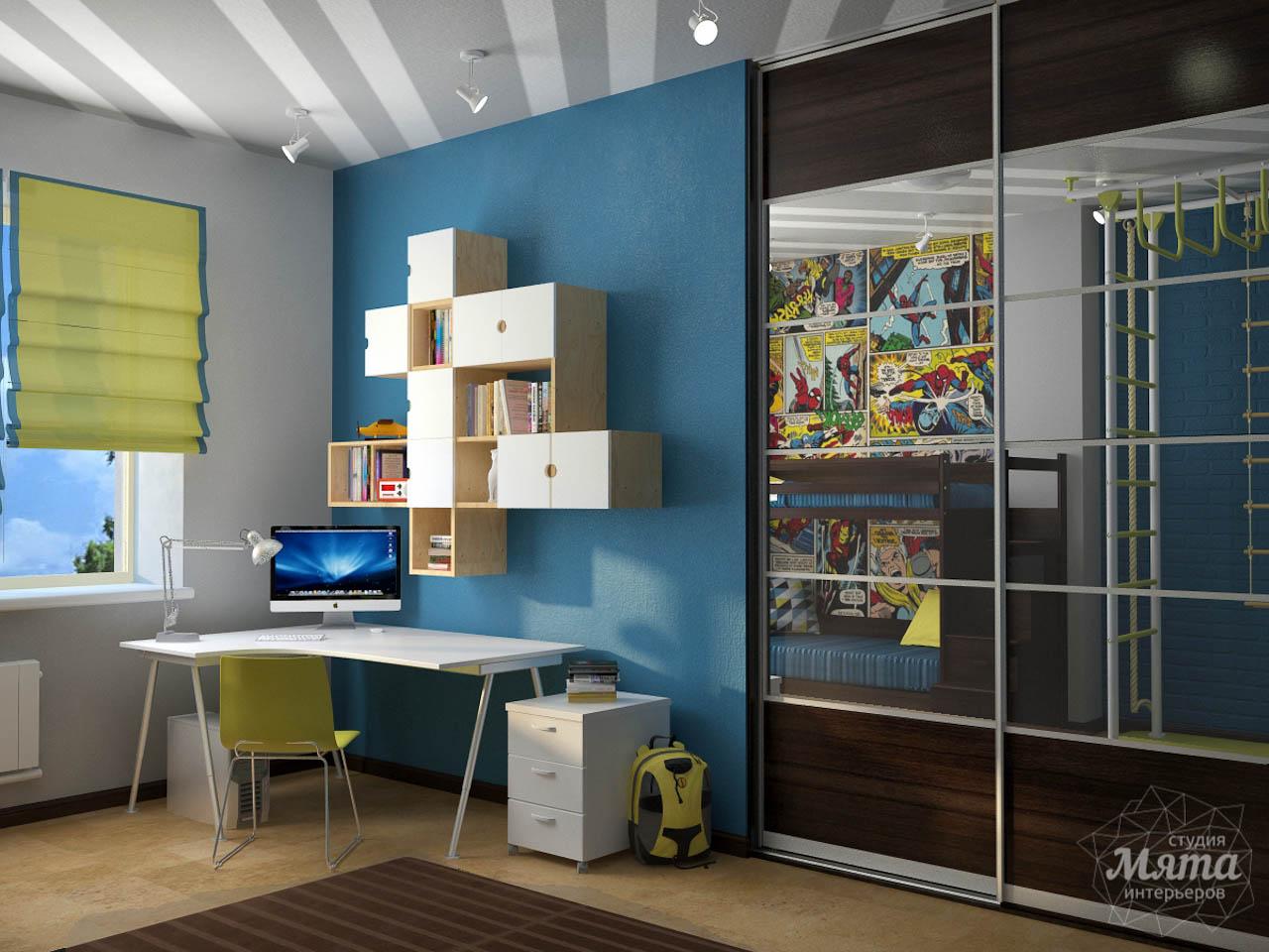 Дизайн проект интерьера коттеджа  в стиле минимализм по ул. Барвинка 15 img733519402