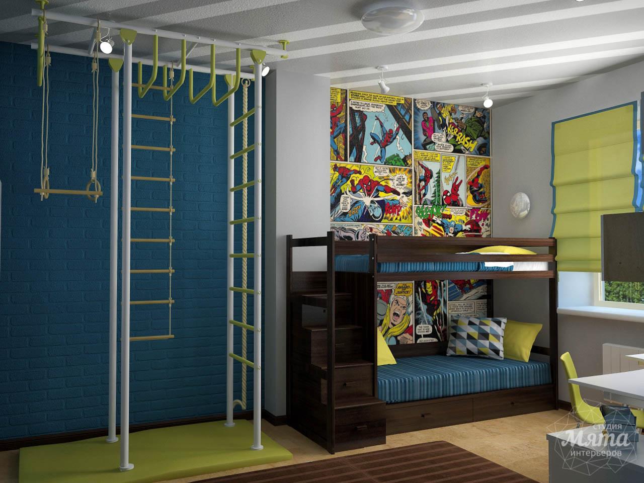 Дизайн проект интерьера коттеджа  в стиле минимализм по ул. Барвинка 15 img1363645181