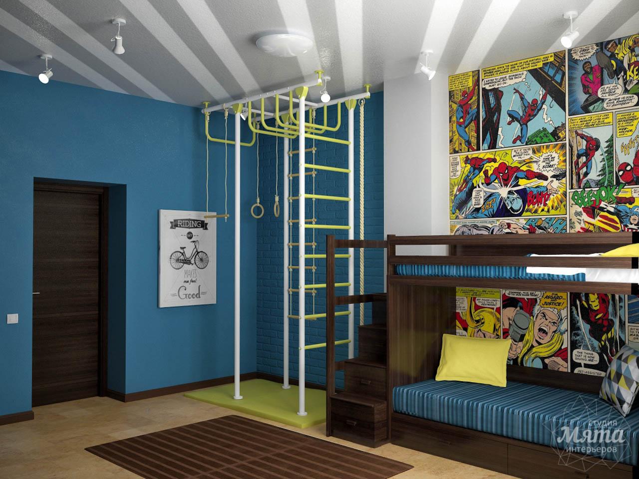 Дизайн проект интерьера коттеджа  в стиле минимализм по ул. Барвинка 15 img895717566