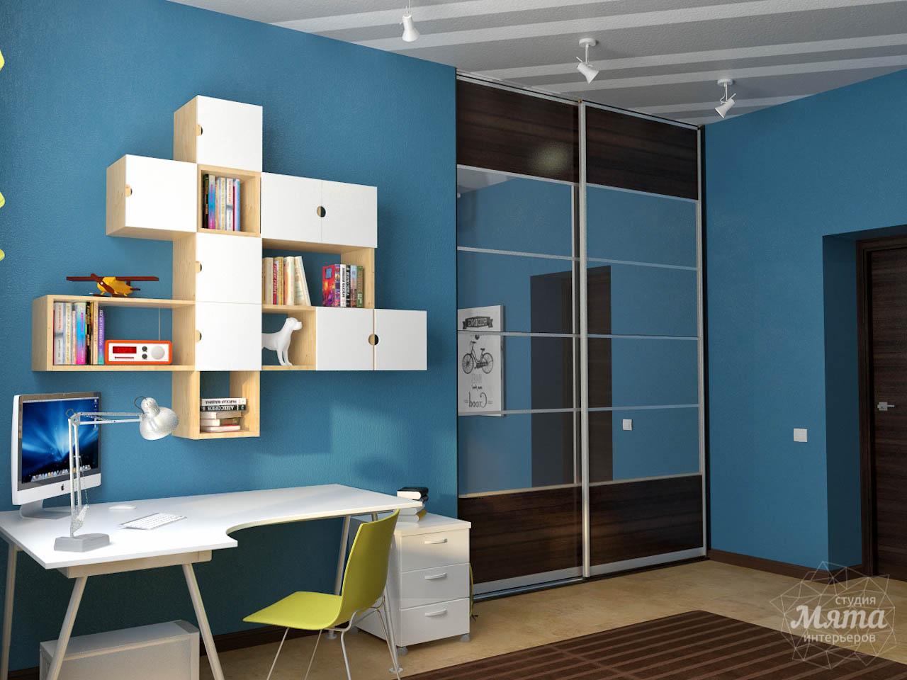 Дизайн проект интерьера коттеджа  в стиле минимализм по ул. Барвинка 15 img1075132103