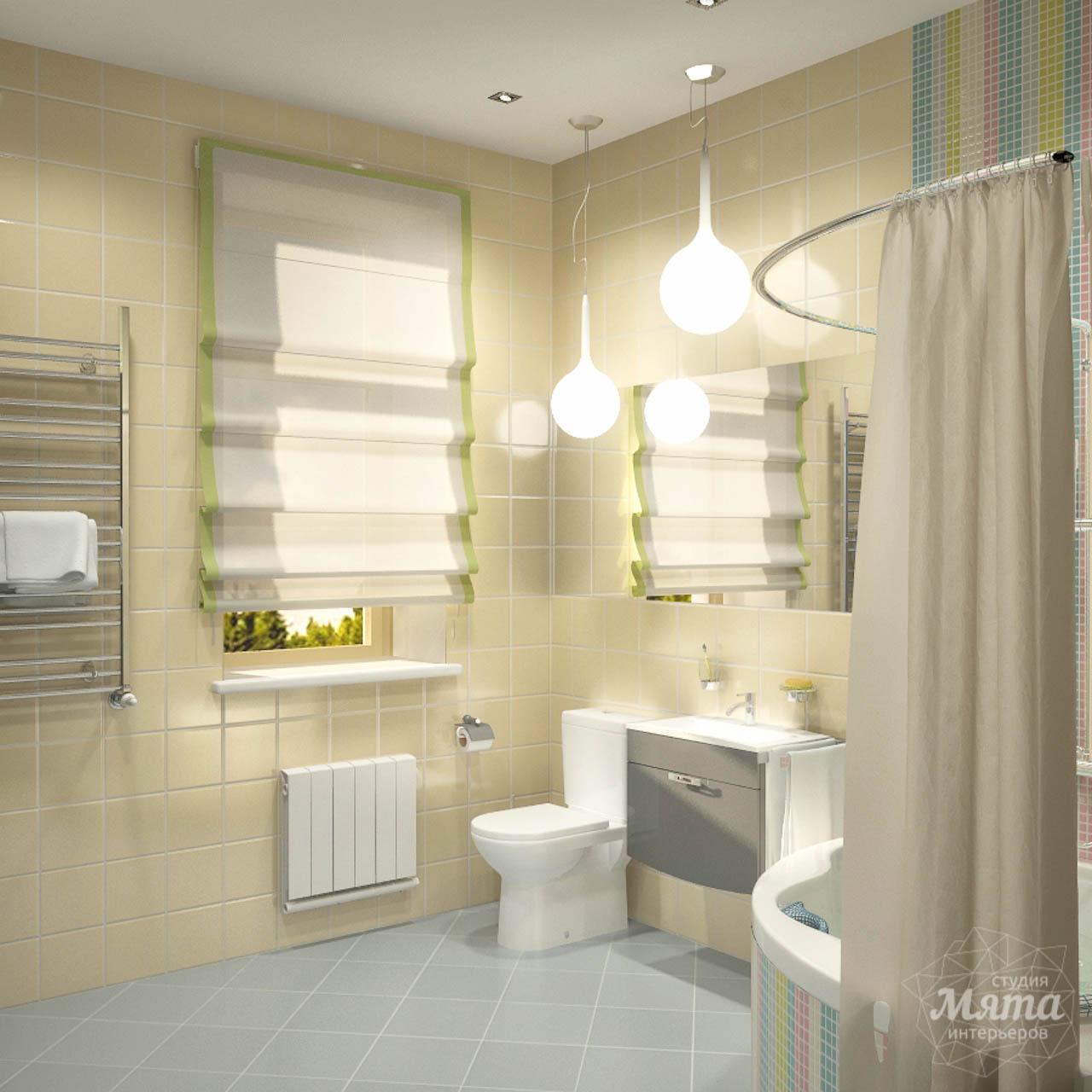 Дизайн проект интерьера коттеджа  в стиле минимализм по ул. Барвинка 15 img1683531379