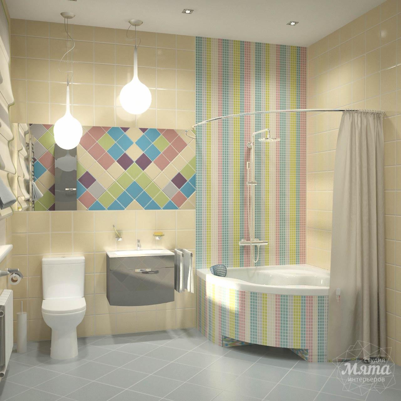 Дизайн проект интерьера коттеджа  в стиле минимализм по ул. Барвинка 15 img2051685113