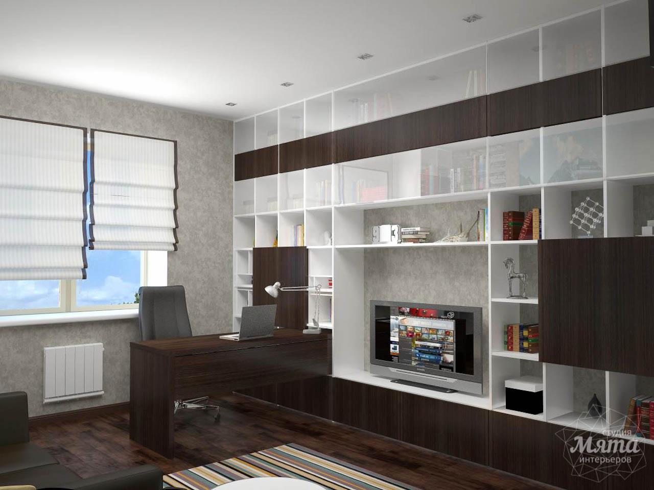 Дизайн проект интерьера коттеджа  в стиле минимализм по ул. Барвинка 15 img1168616942