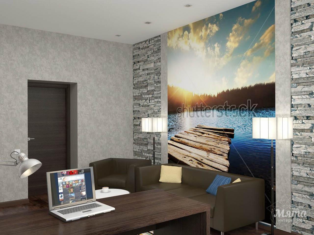 Дизайн проект интерьера коттеджа  в стиле минимализм по ул. Барвинка 15 img1890931377