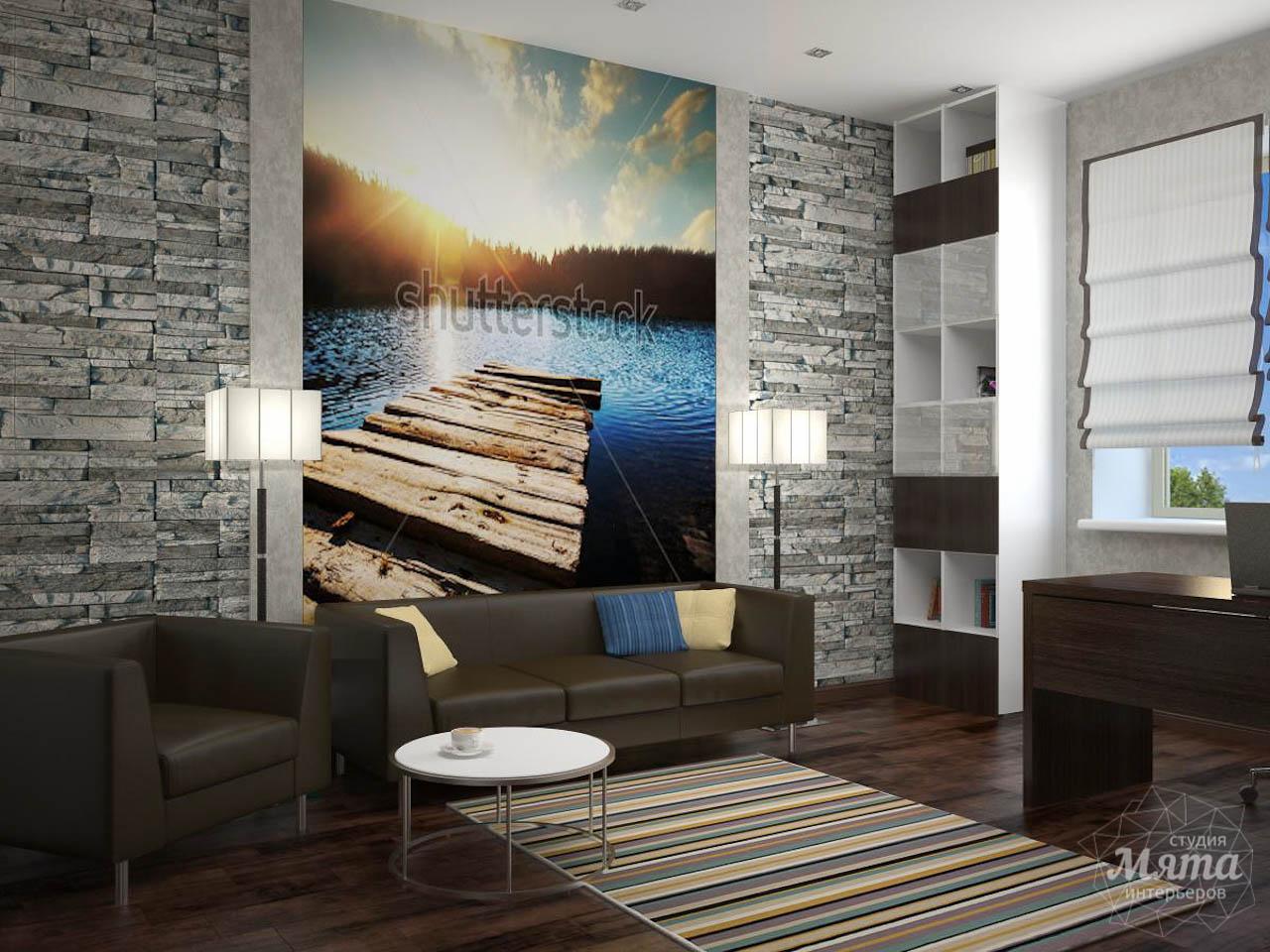 Дизайн проект интерьера коттеджа  в стиле минимализм по ул. Барвинка 15 img63393334