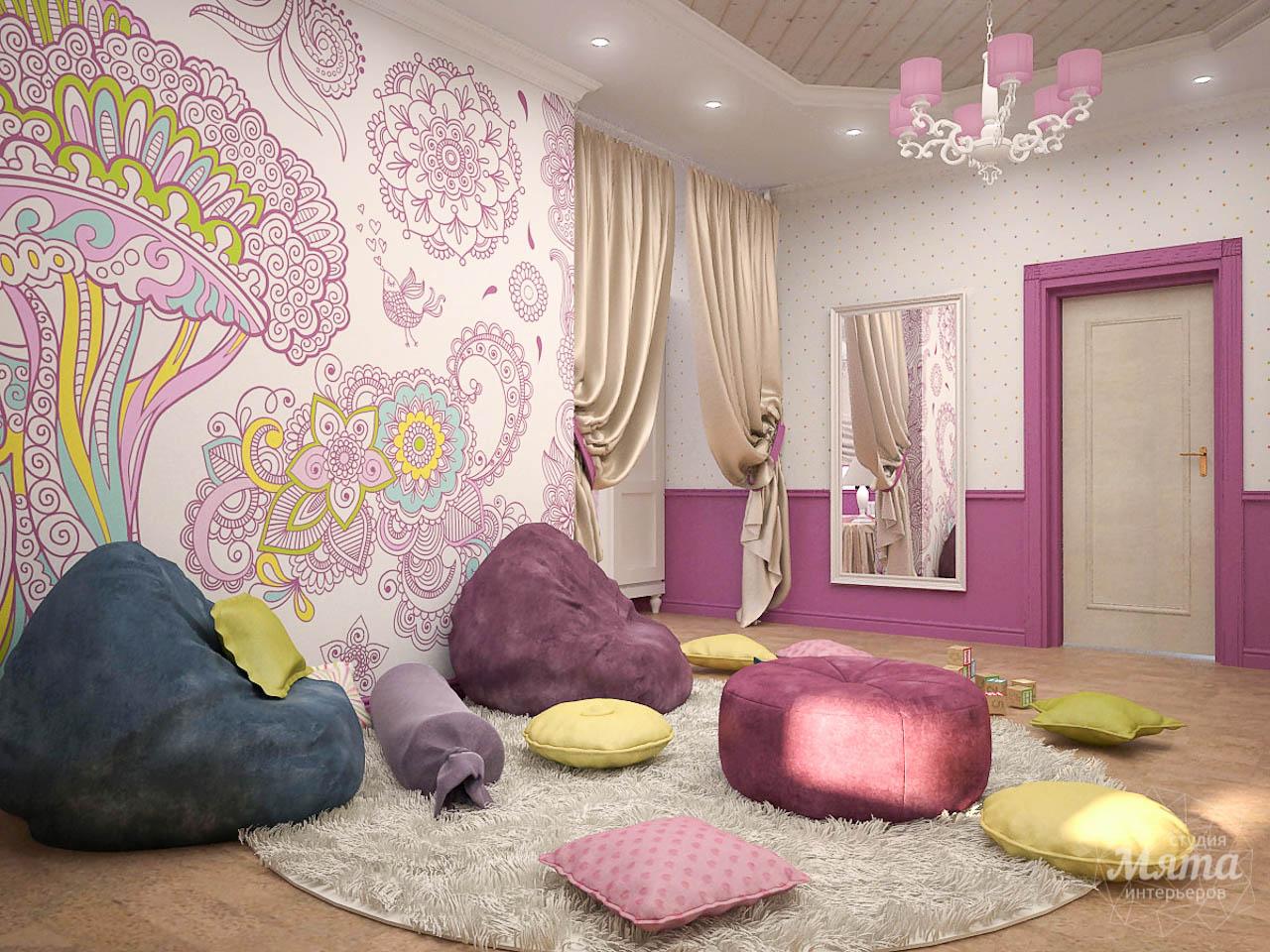 Дизайн интерьера коттеджа по ул. Ландышевая 23 img984990202