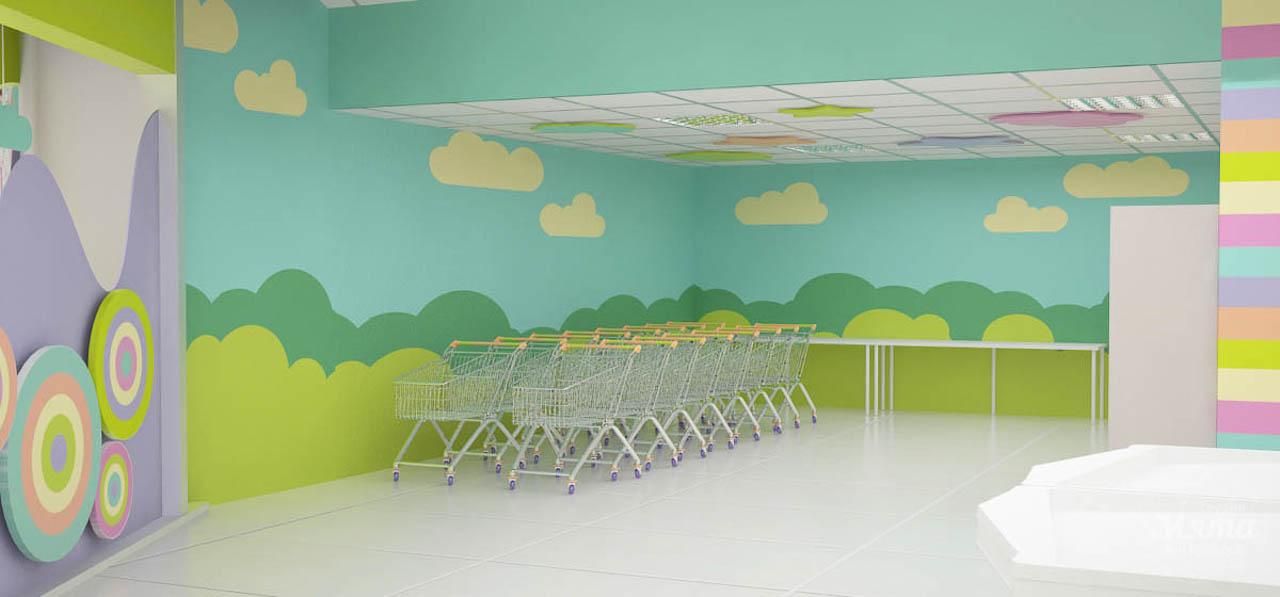 Дизайн интерьера и ремонт детского гипермаркета по ул. Щербакова 4 img1090015336