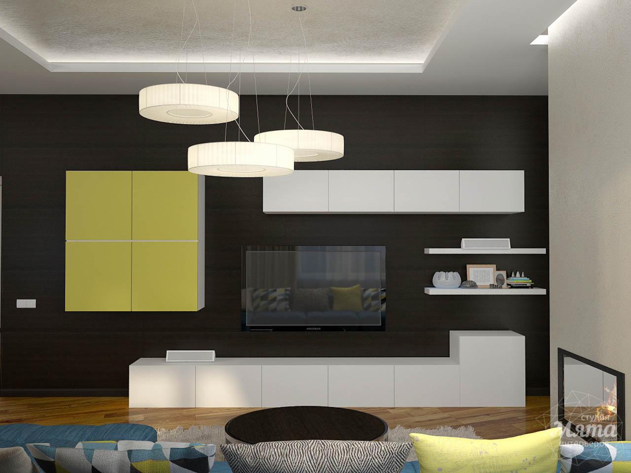 Дизайн проект интерьера коттеджа  в стиле минимализм по ул. Барвинка 15 img580772540