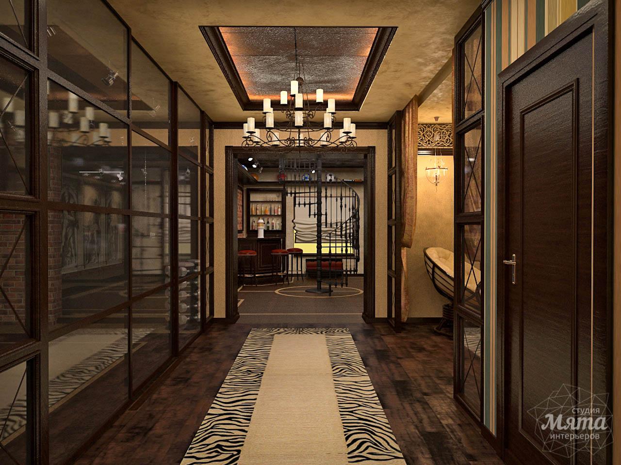 Дизайн интерьера коттеджа по ул. Урожайная 59 img1895957538