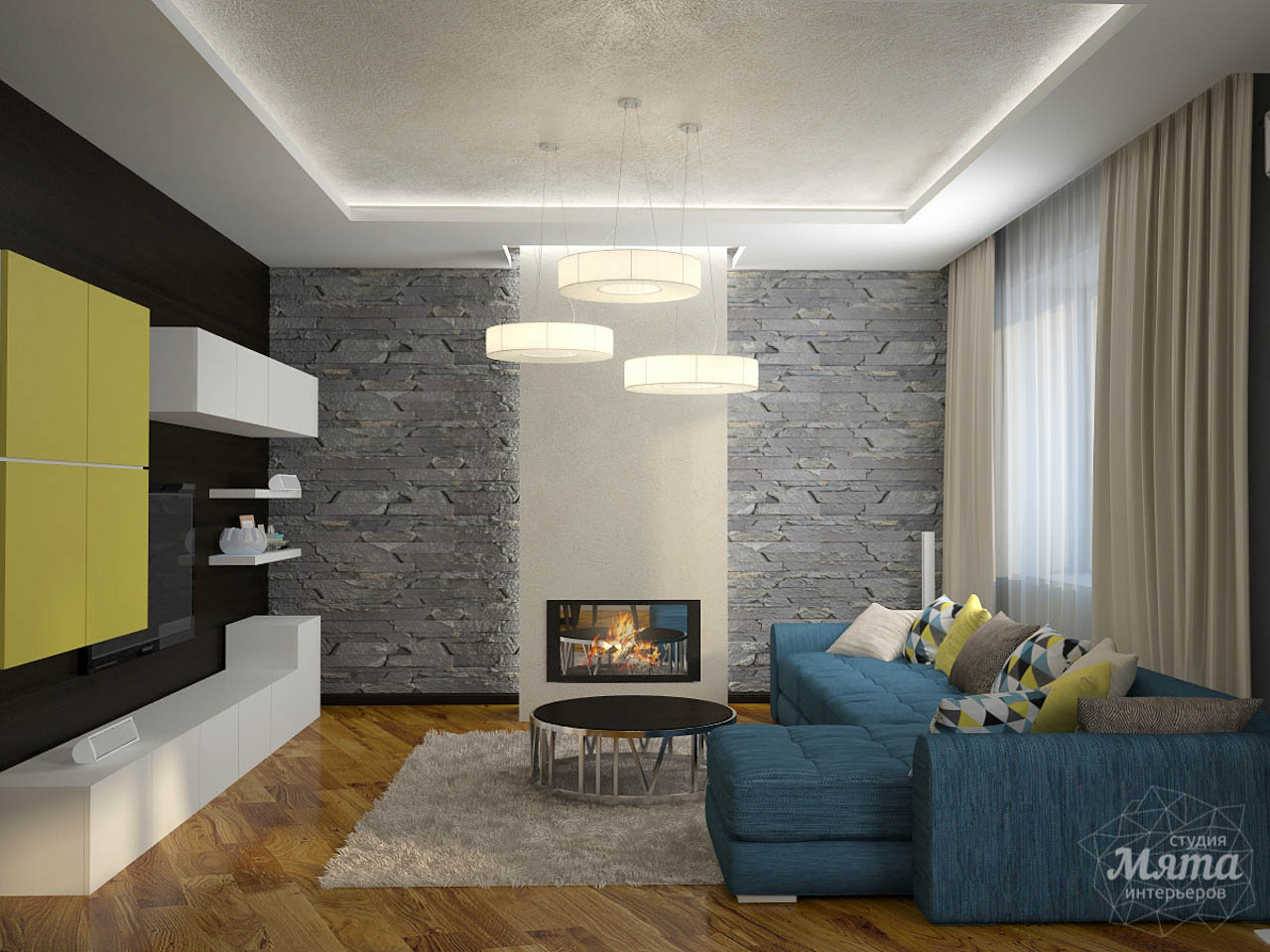 Дизайн проект интерьера коттеджа  в стиле минимализм по ул. Барвинка 15 img377043648
