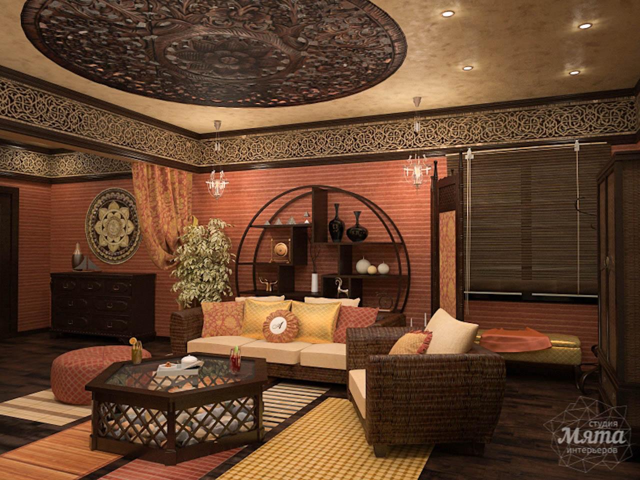 Дизайн интерьера коттеджа по ул. Урожайная 59 img1421428099