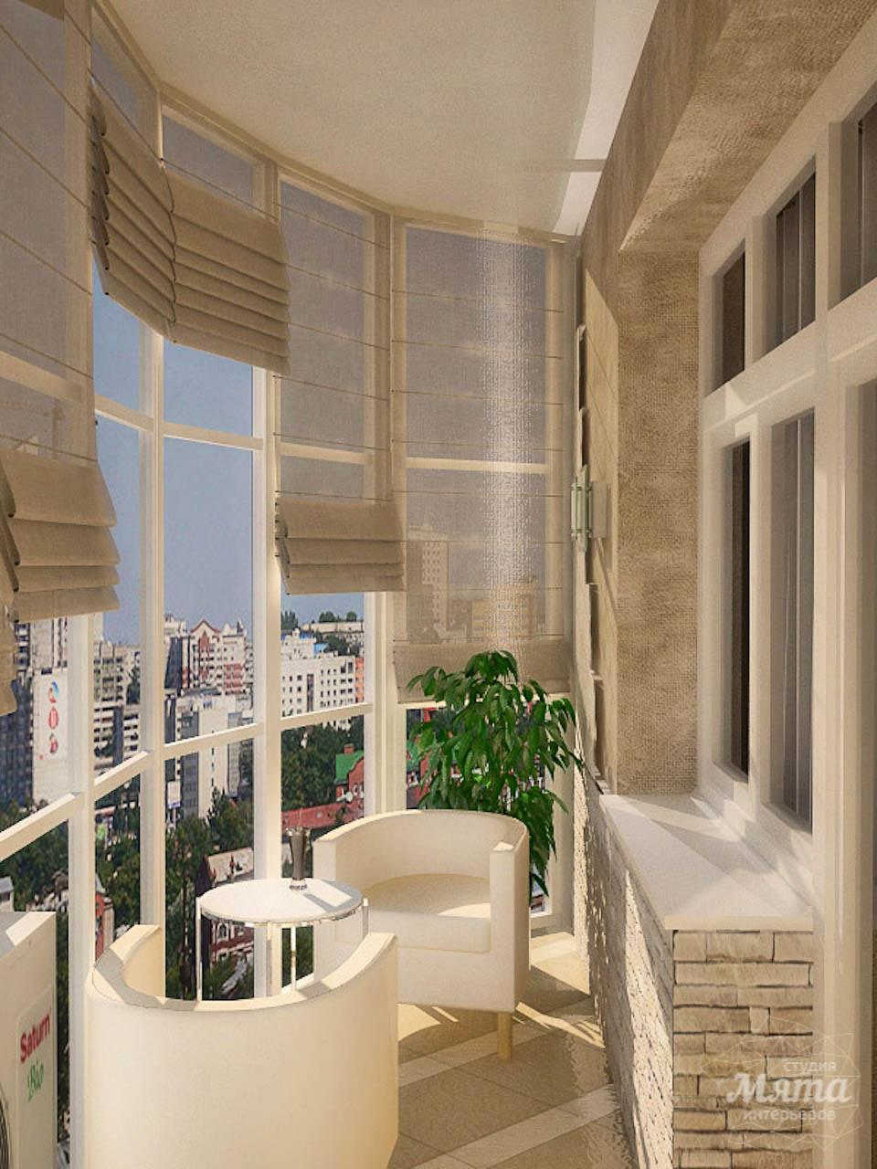 Дизайн интерьера трехкомнатной квартиры по ул. Папанина 18 img1267087541